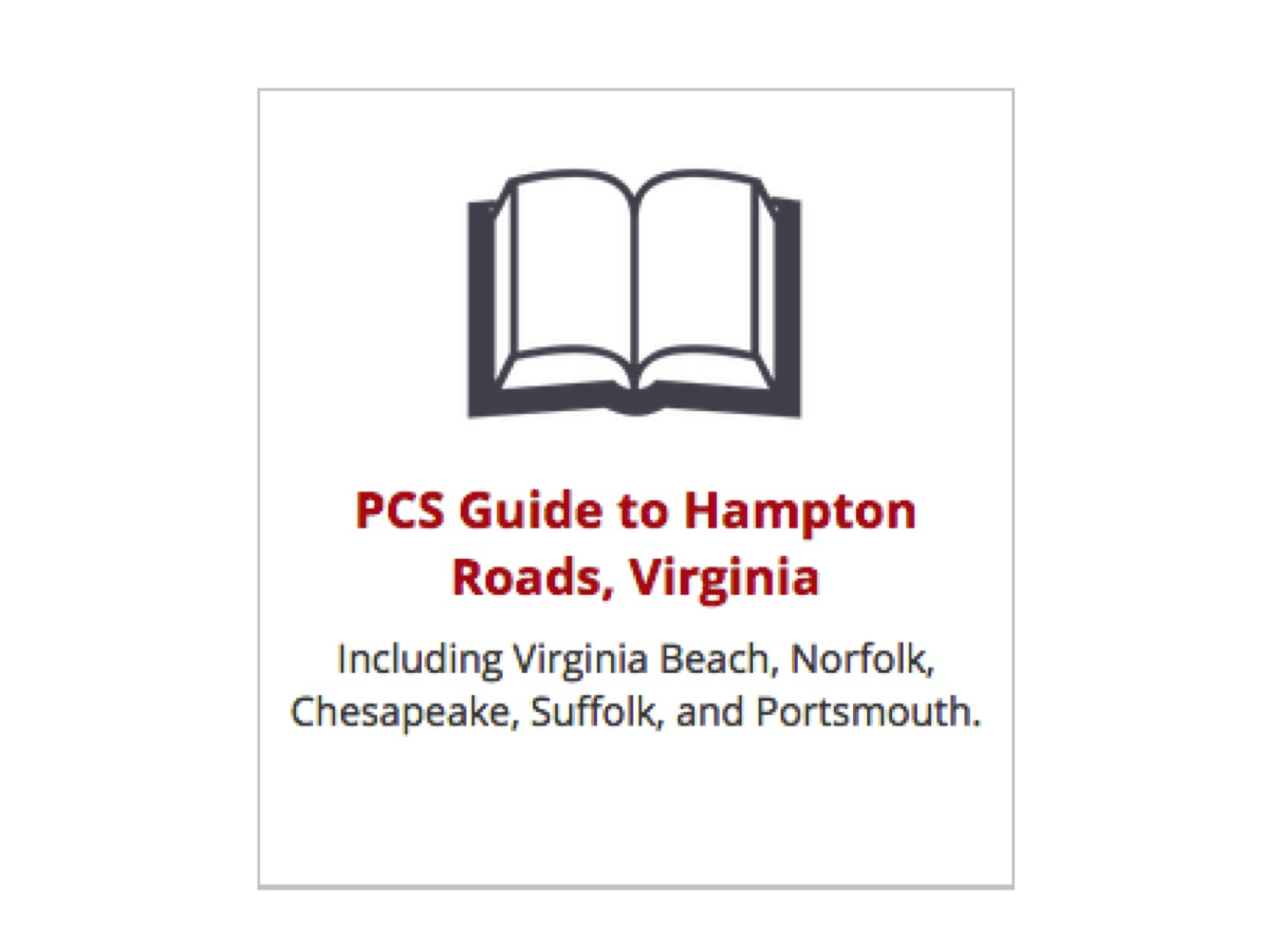 PCS Guide to Norfolk