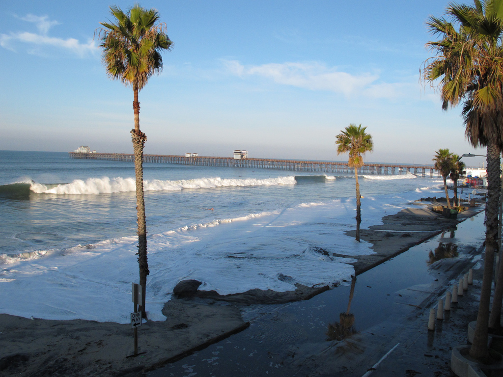 oceanside, california, living on a budget