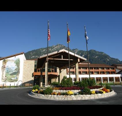 Edelweiss lodge and resort an army mwr resort military for Designhotel garmisch
