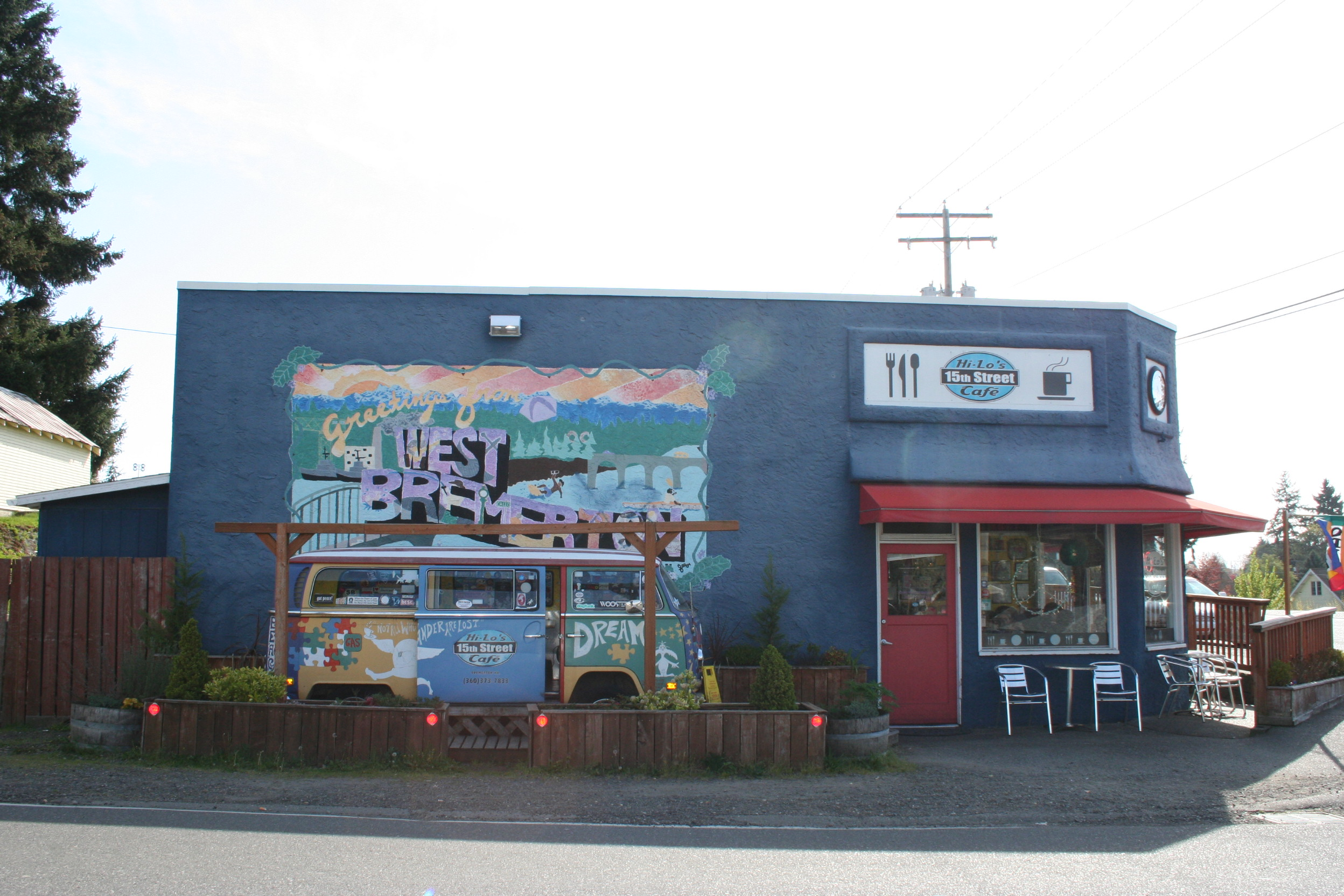 Hi Lo s 15th Street Cafe in Bremerton A Local Favorite