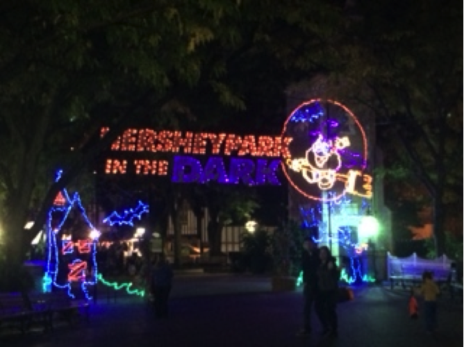 entrance to hersheypark