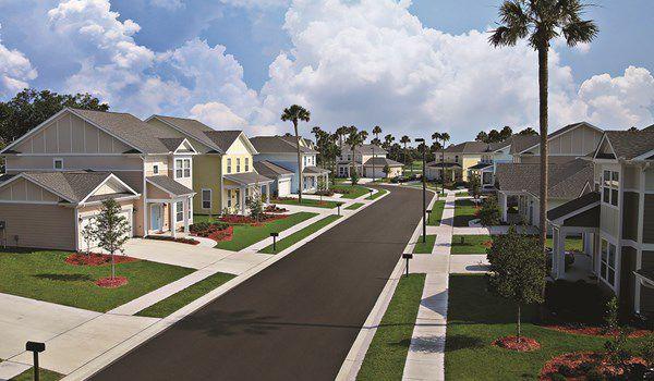Naval Station Mayport Base Housing Military Town Advisor