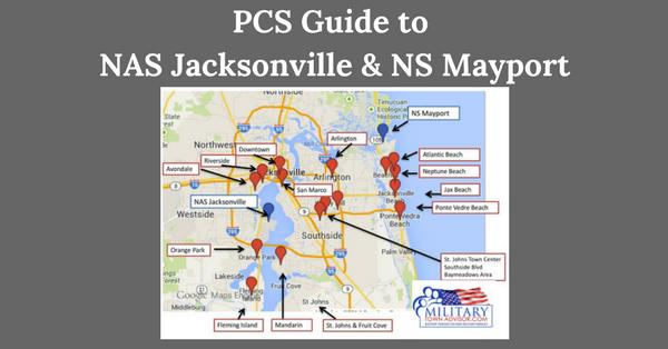 Jacksonville & Mayport PCS Guide - PCS Guides | Military