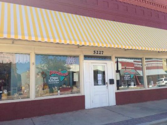 boomerang pizza kitchen in milton military town advisor